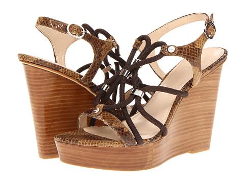 Sandale Calvin Klein - Ellis - Brown Saddle/Brown
