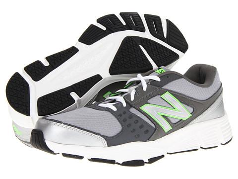 Adidasi New Balance - MX577 - Silver/Green
