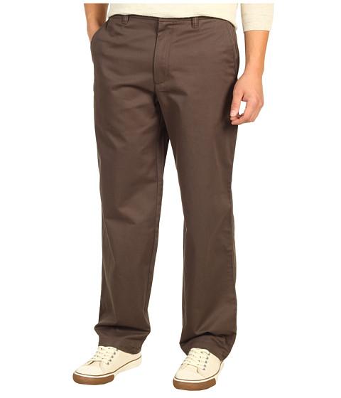 Pantaloni Dockers - Saturday Khaki D3 Classic Fit Flat Front - Coffee