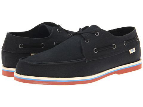 Adidasi Vans - Foghorn - Black/Chutney (Waxed Twill)