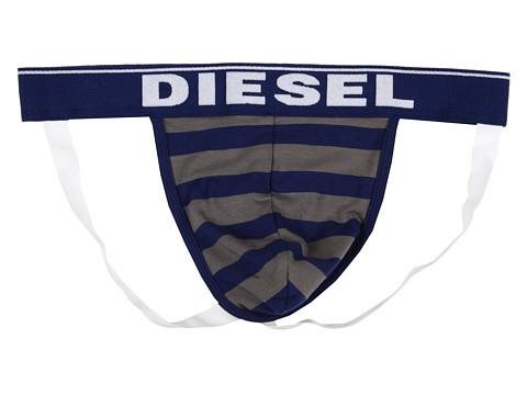 Lenjerie Diesel - Jocky Jockstrap DXY - Grey/Blue