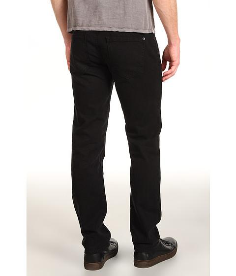 Blugi DKNY Jeans - Soho Straight Jean - Black Over-Dye