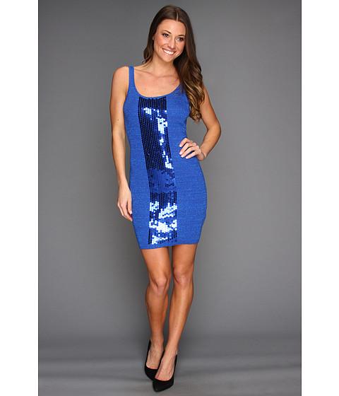 Rochii Gabriella Rocha - Maris Sequin Dress - Cobalt Blue