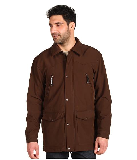 Jachete Roper - Soft Shell Bonded Jacket with Fleece Backing 2 - Brown