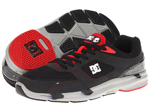 Adidasi DC - Boost x Skullcandy - Black/Athletic Red