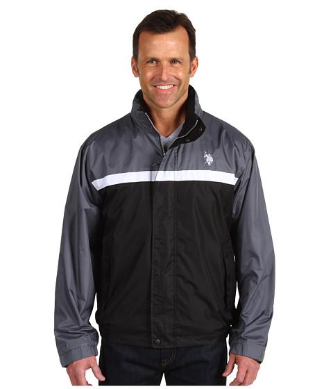 Jachete U.S. Polo Assn - Tri-Color Jacket - Black