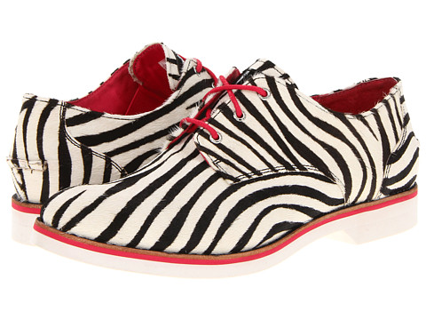 Adidasi Sperry Top-Sider - Delancey - Black/White Zebra Pony