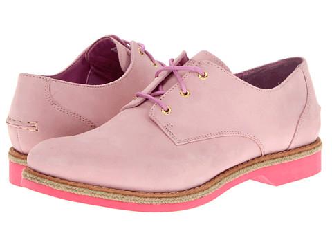 Adidasi Sperry Top-Sider - Delancey - Light Rose Nubuck