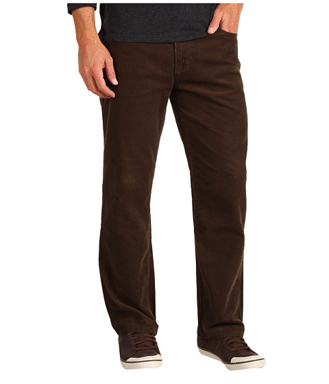 Pantaloni Patagonia - Cord Pant - Short - Dark Walnut