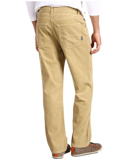 Pantaloni Patagonia - Cord Pant - Short - Classic Tan