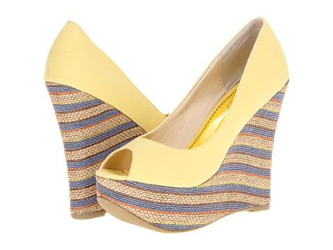 Sandale 2 Lips Too - Too Di - Soft Yellow
