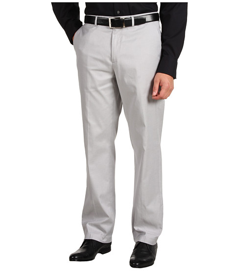 Pantaloni Calvin Klein - Yarn-Dyed Cotton Bowery Pant - Outerspace