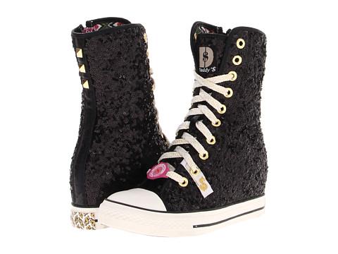 Adidasi SKECHERS - Daddy\s Money - Gimme Fancy Schmancy - Black1