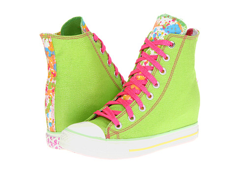 Adidasi SKECHERS - Daddy\s Money - Gimme Glitter Bomb - Lime