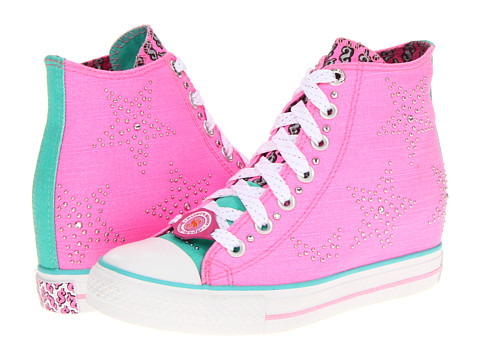 Adidasi SKECHERS - Daddy\s Money - Gimme Star Studded - PINK1