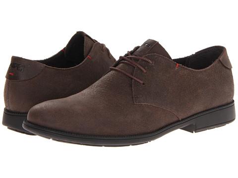Pantofi Camper - 1913 Oxford-18552 - Brown 1