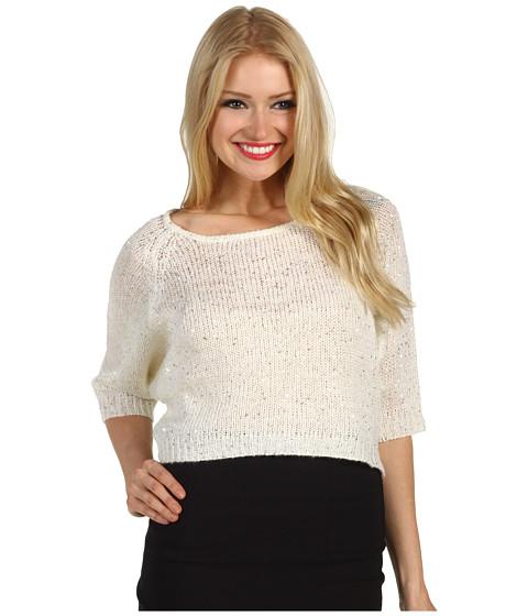 Pulovere Brigitte Bailey - Valerie Sweater - Ivory/Silver