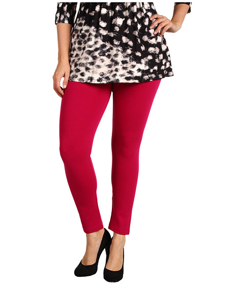 Pantaloni Karen Kane - Plus Size Structured Knit Legging - Fuschia