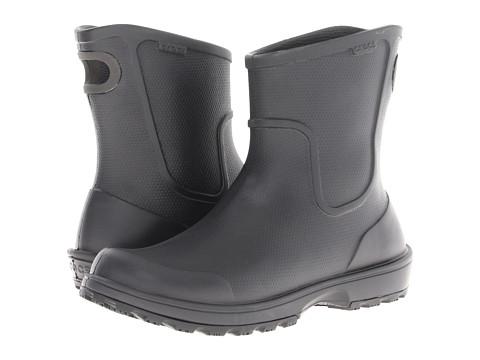 Ghete Crocs - Work Wellie Rain Boot - Black/Black