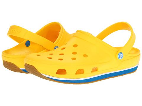 Sandale Crocs - Retro Clog - Yellow/Ocean