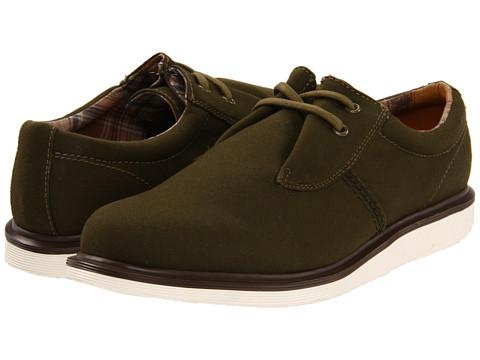 Pantofi Dr. Martens - Regan Lace Shoe - Khaki