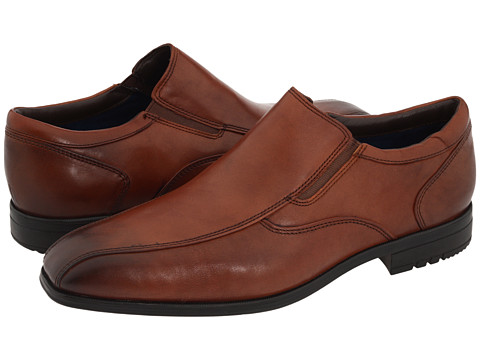 Pantofi Rockport - Fairwood Fassler - Dark Tan