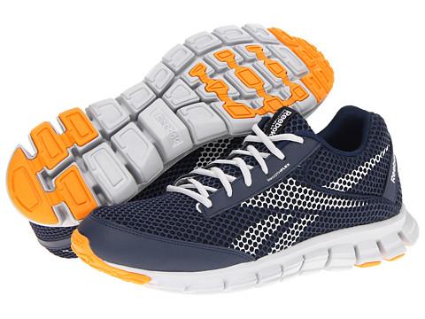 Adidasi Reebok - SmoothFlex CushRun 2.0 - Athletic Navy/Black/Steel/Nacho