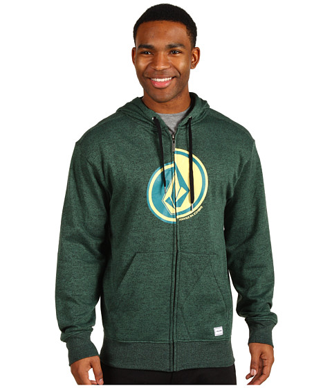 Bluze Volcom - Splitter Fleece - Jade