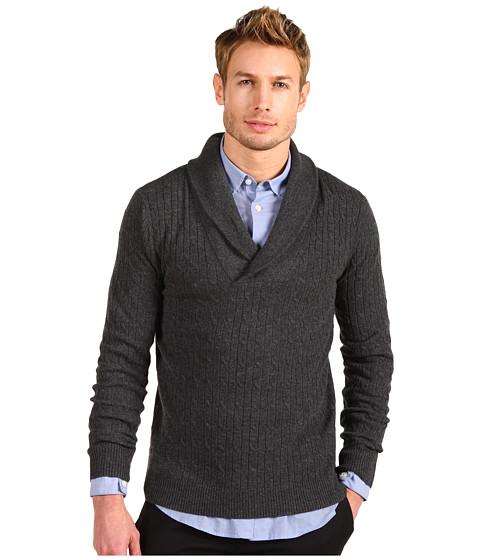 Bluze Elie Tahari - Grayson Sweater J86XA532 - Greystone