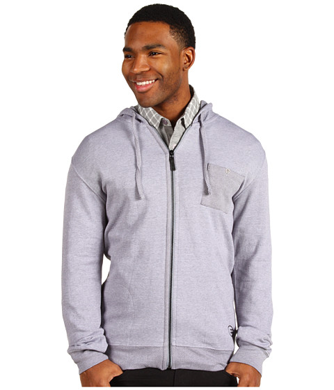 Bluze Billabong - Kenny Zip-Up Hoodie - Grey