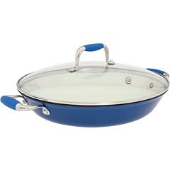 "Vase Gatit Fagor Michelle B. By Fagor 12"" Chef's Pan Blue | mycloset.ro"