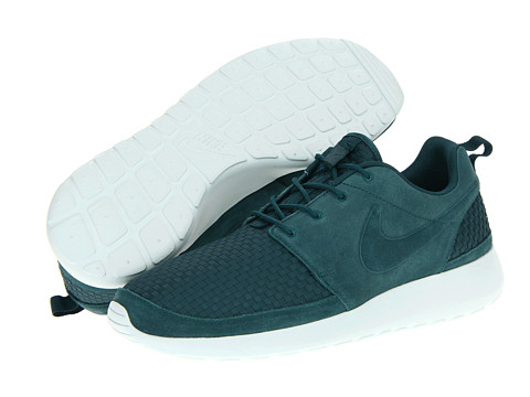 Adidasi Nike - Roshe Run WVN - Dark Atomic Teal/Fiberglass/Volt/Dark Atomic Teal