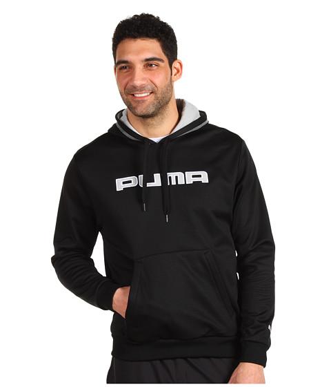 Bluze PUMA - Performance Fleece Pullover - Black Quarry