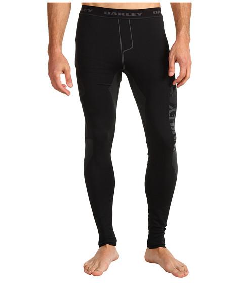Pantaloni Oakley - Unification Baselayer Pant - Jet Black