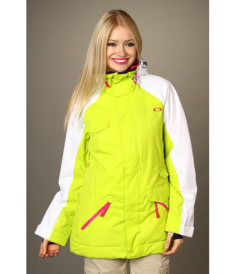 Jachete Oakley - Grete Insulated Jacket - Lightning Green