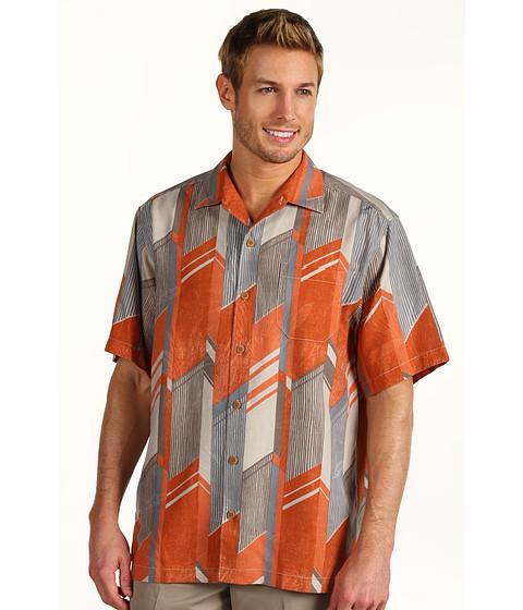 Camasi Tommy Bahama - Cane You Dig It S/S Shirt - Autumn Light