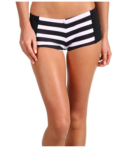 Special Vara Hurley - Surfside Stripe Boy Short - Black