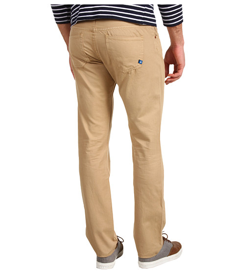 Pantaloni DC - Never Broken Selvedge Chino - Khaki