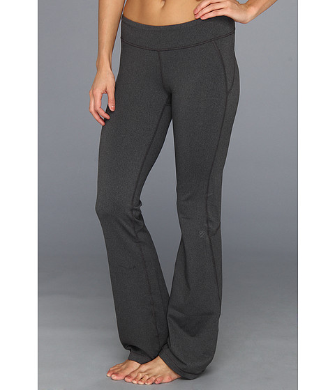 Pantaloni New Balance - Anue Mantra Yoga Pant - Black Heather