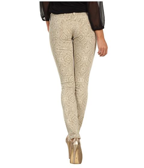 Blugi Lucky Brand - Charlie Skinny Mini Damask Jean - Vintage Mini Damask
