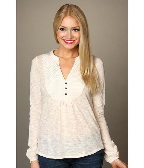 Bluze Lucky Brand - Lexie Top - Nigori
