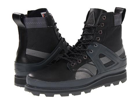 Ghete PUMA - Monadnock City Boot - Black/Dark Shadow
