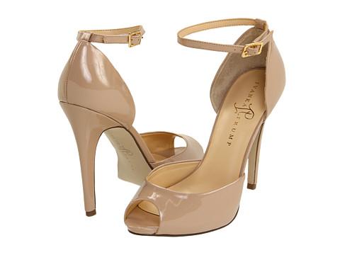 Pantofi Ivanka Trump - Bulbli - Sand Patent