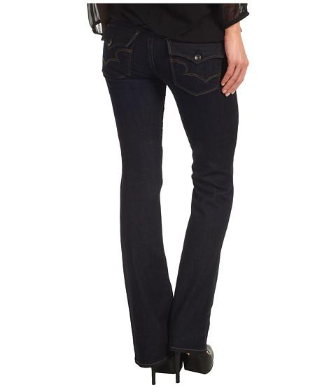Blugi Big Star - Remy Low Rise Bootcut Flap Jean in Olympic Dark - Olympic Dark