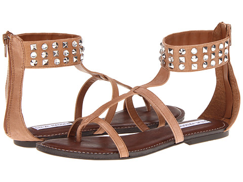 Sandale Steve Madden - Cixx - Cognac Leather