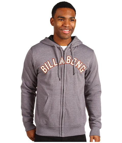 Bluze Billabong - Fill It Up Hoodie - Dark Grey Heather
