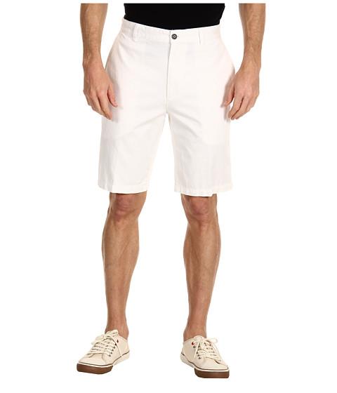 Pantaloni Dockers - Core Flat Front Short - White Cap
