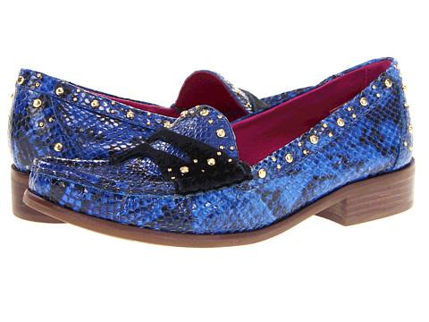 Balerini Juicy Couture - Yara - Whale Blue Snake Print