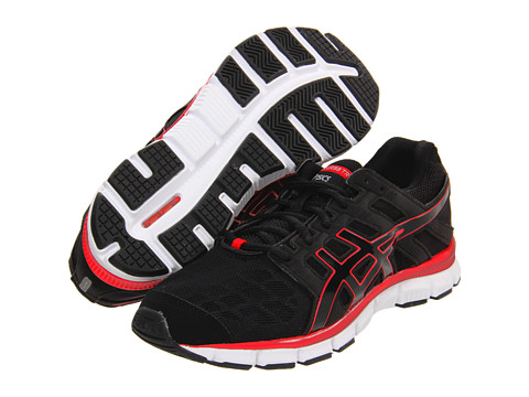Adidasi ASICS - Gel-Blurî 33 TR - Black/Black/Red
