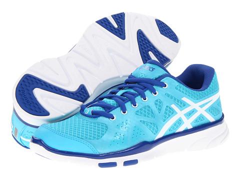 Adidasi ASICS - Gel-Harmonyâ⢠TR - Turquoise/White/Blue